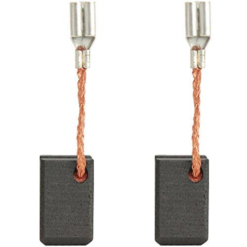Escobillas de carbón para Bosch GWS 7–115, GWS 7–115, GWS 7–125E