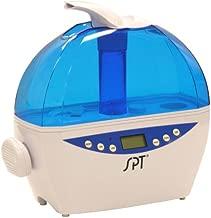 Sunpentown Ultrasonic Humidifier with Sensor + LCD, Multi