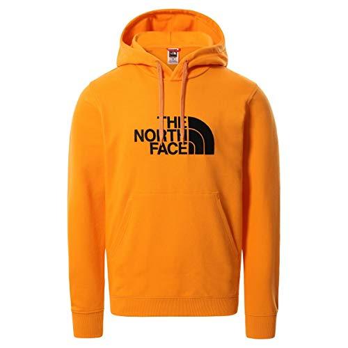 The North Face Men's Light Drew - Sudadera con Capucha para Hombre Naranja L