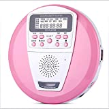 WMC Lecteur CD Portable Recharge...