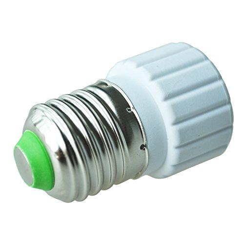 Beada Adaptador de casquillo E27 a GU10 para lámpara de techo LED CFL