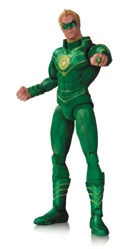DC Collectibles DC Comics: The New 52: Earth 2 - Green Lantern Action Figure