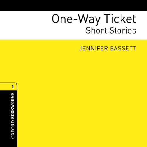 One-Way Ticket                   By:                                                                                                                                 Jennifer Bassett                               Narrated by:                                                                                                                                 Ishia Bennison,                                                                                        Ken Shanley,                                                                                        Gordon Griffin                      Length: 48 mins     5 ratings     Overall 3.6