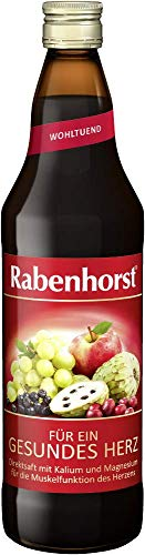 Rabenhorst Für ein gesundes Herz, 6er Pack (6 x 700 ml)