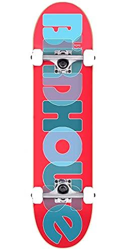 Birdhouse Opacity Logo 8.0 compleet skateboard red