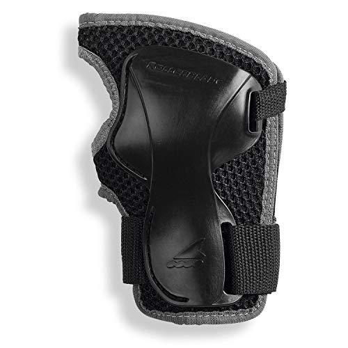 Rollerblade X-Gear Wristguard Inliner Handgelenkschoner Unisex, Schwarz, L
