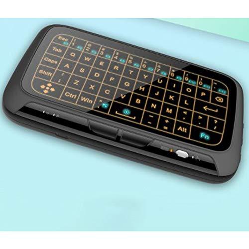 Kabelloses Tastatur-Maus-Set, Mini Wiederaufladbare Tastatur, Vollbild-Touch, Spiel Büro, Geeignet Für Smart TV // Computer/Handy