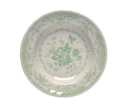 BITOSSI HOME BID106 Lot de 6 Assiettes à Soupe 23,3 cm