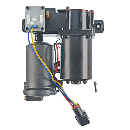 A-Premium Air Ride Suspension Compressor Replacement for Lincoln Navigator Ford Expedition 2007-2014