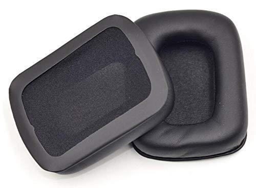 Taoric Almohadillas de Repuesto para los oídos para Mad Catz Tritton Kunai Stereo Gaming PS4 Auriculares