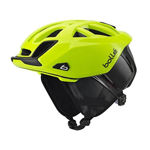 bollé - Casco de Ciclismo estándar One Road, Unisex, Color Negro y...