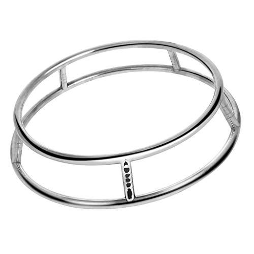 Ogquaton Corde de fil /élastique pour perles /élastique transparente avec ligne de cristal pour la fabrication de bracelets et de bijoux 1 rouleau 10 m robuste et /économique