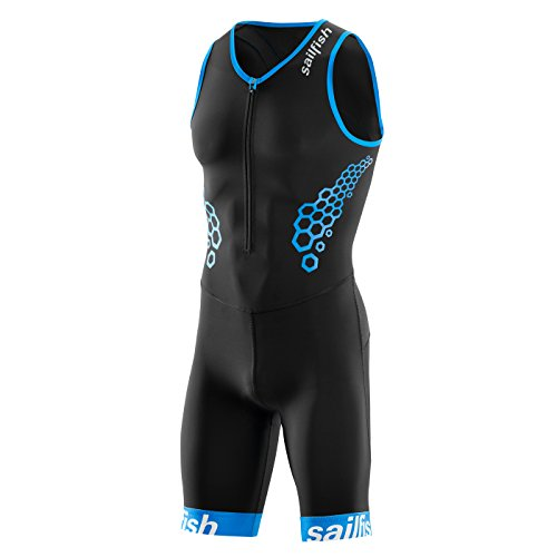 sailfish Strój Triathlonowy Comp Men blue S