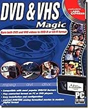 DVD/VHS Magic With Label Express