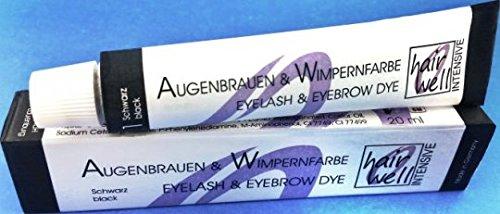 Intensive Hairwell AWF schwarz 1, 20 ml