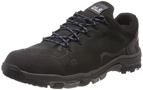 Jack Wolfskin Altiplano Prime Texapore, Zapatos de Low Rise Senderismo Hombre, Gris...