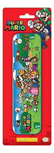Nintendo - Trousse scolaire métallique (Super Mario)