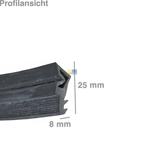 ORIGINAL Bauknecht 481246668564 Türdichtung Dichtung Türgummi Geschirrspülertür 3-seitig Spülmaschine Geschirrspüler auch Whirlpool Ikea Ignis Juno Quelle