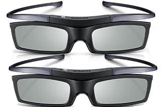 Samsung SSG-P51002 - Pack de 2 gafas 3D, negro (B00BMQUKJW)   Amazon price tracker / tracking, Amazon price history charts, Amazon price watches, Amazon price drop alerts