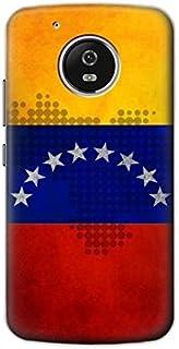 R2974 Venezuela Football Soccer Map Flag Case Cover For Motorola Moto G5