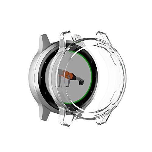 Tencloud Cases Compatible with Garmin Vivoactive 4S Protective Case Cover...