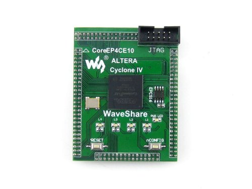 Waveshare CoreEP4CE10 EP4CE10 EP4CE10F17C8N ALTERA FPGA Cyclone IV Development Board Full I/O Expander JTAG Interface
