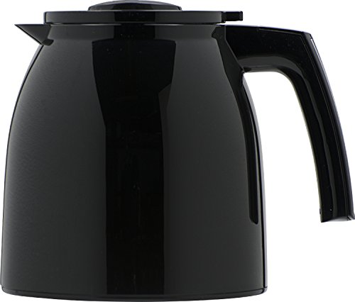 Melitta Easy Top Therm kanne, schwarz