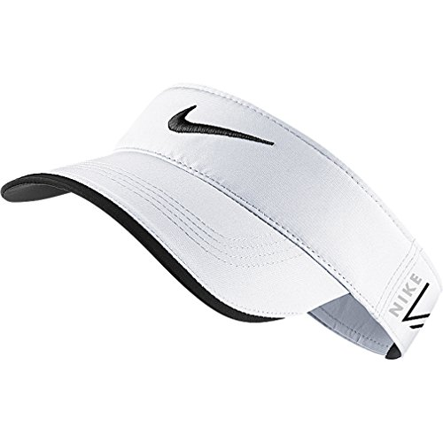 Nike 2015 Golf Dri-Fit New Tour Visor VRS RZN Logo White