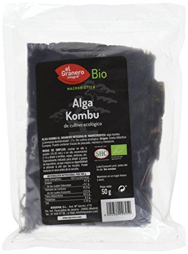 El Granero Integral ALGA KOMBU BIO 50 gr