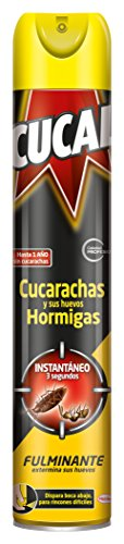 Cucal Insecticida Aerosol Instant - 750 ml