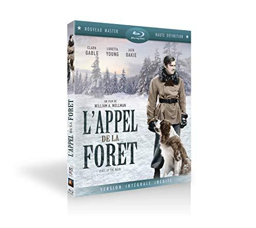 l'appel de la forêt [Blu-Ray]