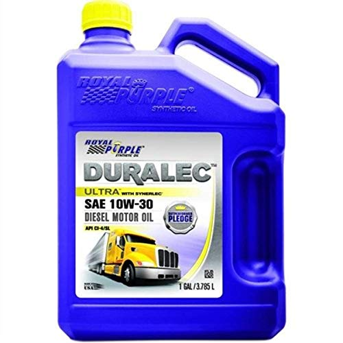 Royal Purple 83456 Duralec Ultra 10w30 Oil, 1 Gallon, 1 Pack