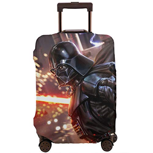 Travel Luggage Cover Anime Color Star Wars Darth Vader Suitcase Covers Protectors Zipper Washable Baggage Luggage Covers Fits L