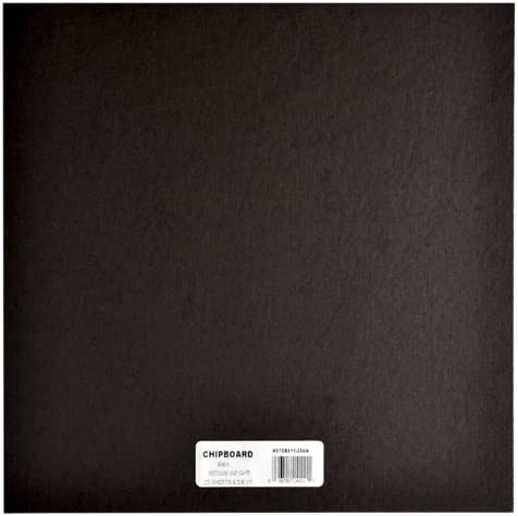 "Grafix Medium Weight Acid-Free New life Cre 0.055"" Sheets Chipboard Elegant"