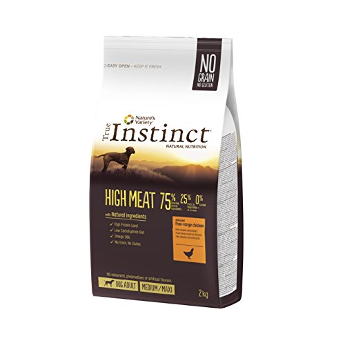 True Instinct High Meat Hundefutter Medium/Maxi