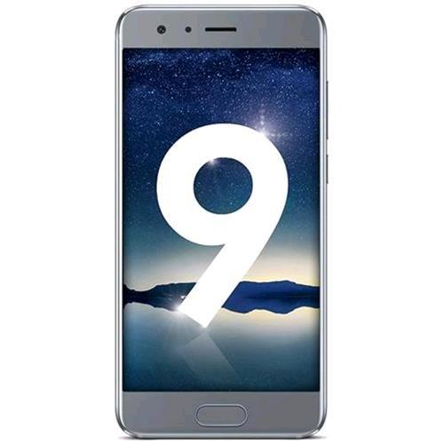 'Honra 9 (13,18 cm tela sensível ao toque (5,2 polegadas), memória interna 16 GB, Android 7.0) Prata
