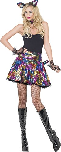 Smiffys - Costume Party Pussies - Disco Taille M