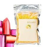 yuyte Cera candelilla Naturale, Rossetto Manuale Fai-da-Te e balsamo per Le Labbra Materiale cosmetico, Cera vegetale(01)