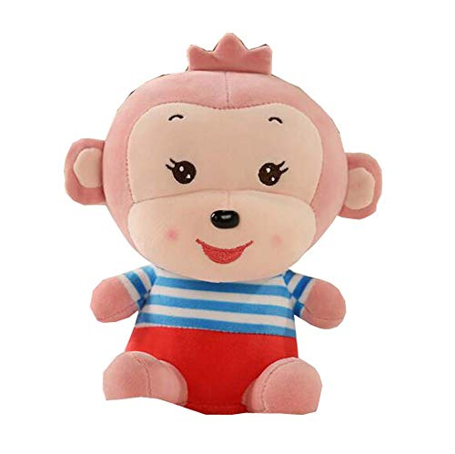 Black Temptation Lovely Pet Doll Poupée des Enfants Doll Dolls Peluches-Rose Monkey 11 \