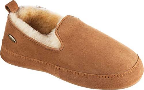 Acorn Women's Ewe Loafer Slippers Chestnut 6