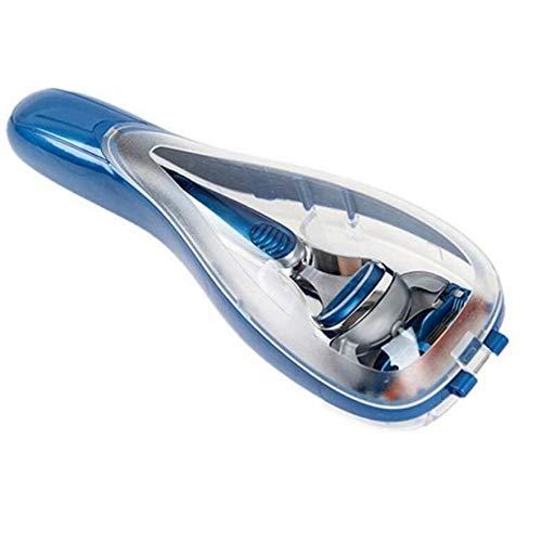 Newhashiqi - Caja de almacenamiento para afeitadora eléctrica universal portátil para hombre,...