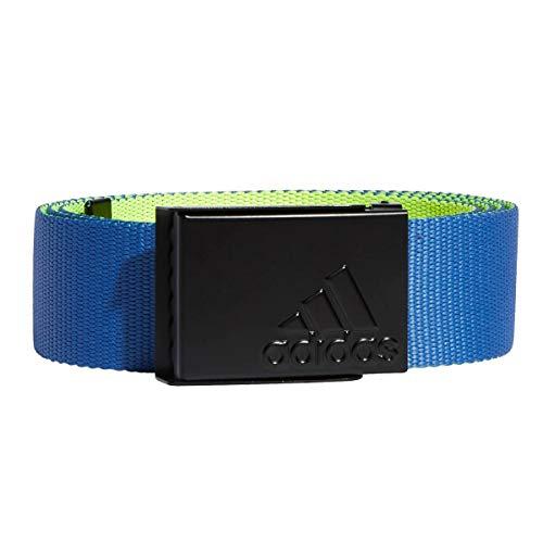 adidas Golf Unisex Reversible Web Belt Trace Royal S18 One Size
