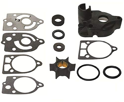 Water Pump Kit For Mercury Outboard Hp Replaces 46-60366A1