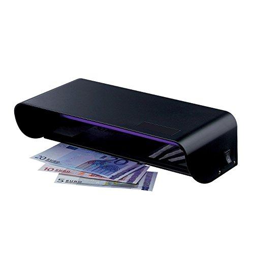 Alco-Albert 869 - Detector de billetes falsos con lámpara UV