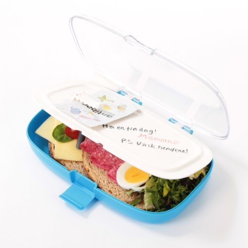 UNIKIA Lunchbox ComplEAT Clean Kunststoff