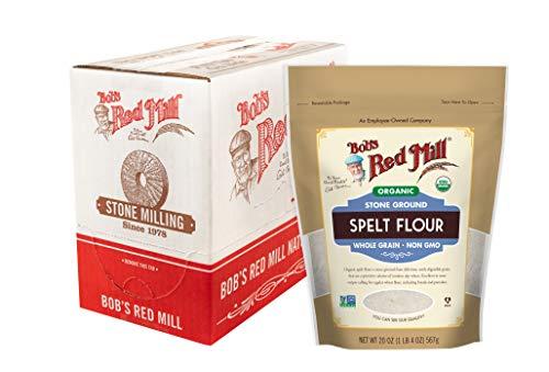 Bob's Red Mill Organic Spelt Flour, 80 Oz