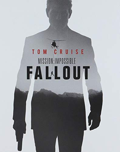 Mission Impossible: FALLOUT Steelbook (Blu-ray + Blu-ray Bonus Disc) Languages: English, Spanish, French and Portuguese (Audio & Subtitles)