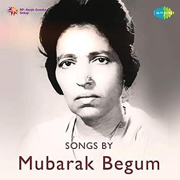 Songs by Mubarak Begum