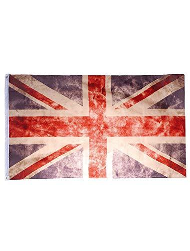 Deiters Flagge Union Jack Vintage Look 150x90cm
