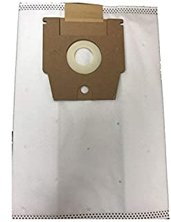 iClean Vacuums Riccar Type RHH HEPA Vacuum Bag - 10 HEPA Bags -Designed to fit Riccar Canister 1800, 1700, 1500P, 1500M, 1500S, Pristine and Simplicity S18, S20, S24, S36, S38 Series Vacuum